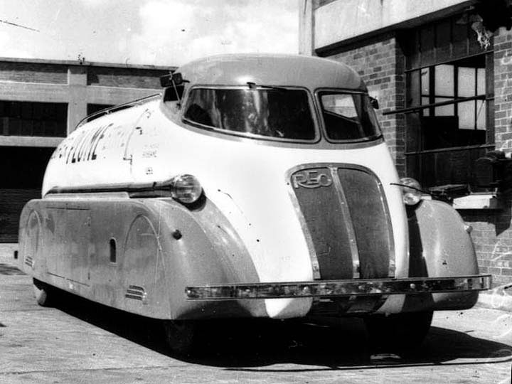 Just A Car Guy 1937 Reo Speed Tanker Proves There May