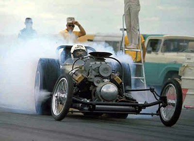Vintage Auto Racing on Just A Car Guy  Vintage Drag Racing Photos