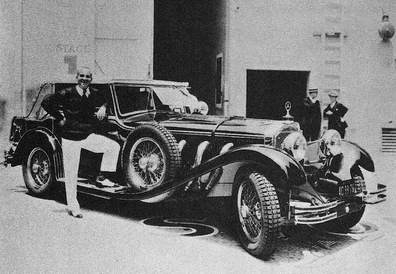 Buster Keaton's '28 Austin