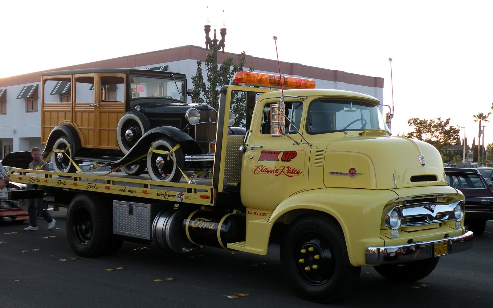 1956 Ford Coe 4x4 For Sale | LZK Gallery