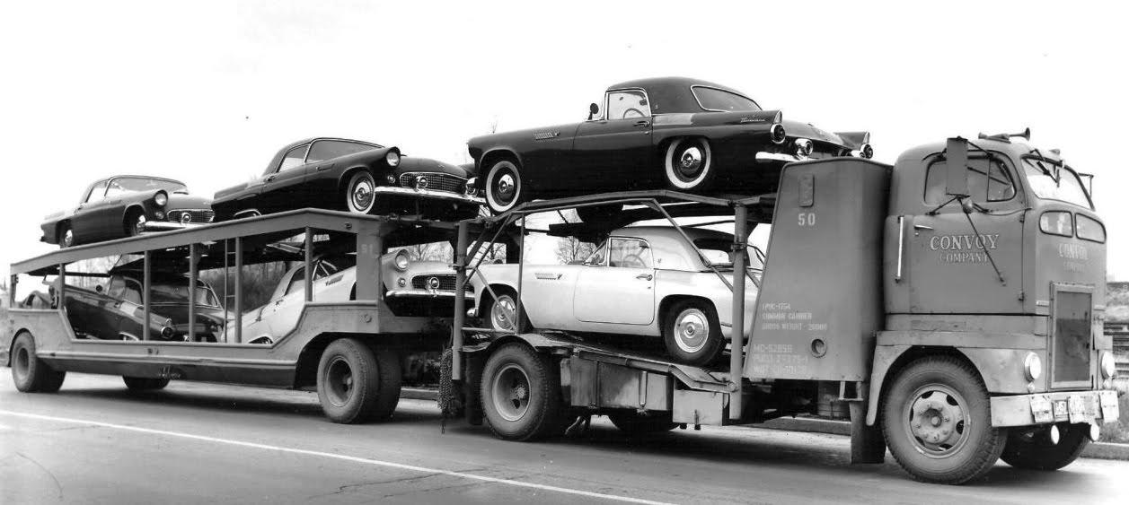 Racing factory race car hauler hudson kombi race cars transporter vw