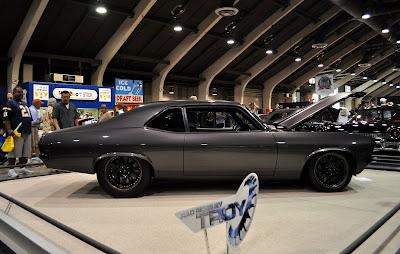 Just a car guy   Notorious the Nova from Troy Trepanier  Rad
