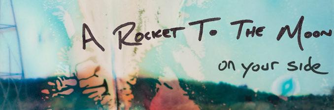 I do a rocket to the moon lyrics