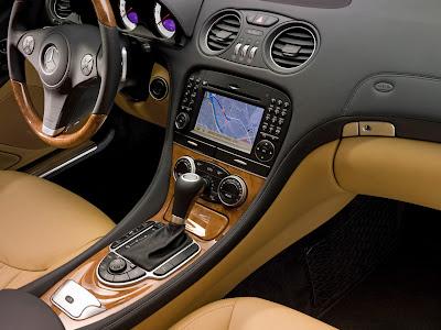 2009 Mercedes Benz Sl Class. Mercedes-Benz SL-Class