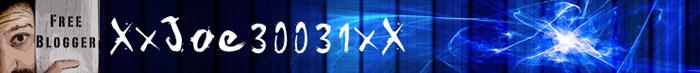 XxJoe30031xX - FreeBlogger