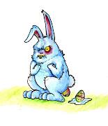 Quizás poco comprendido, pero el trabajo del conejo de pascua es uno de los . img