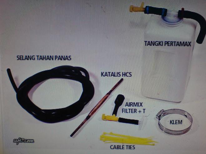 Gambar Paket standard HCS by Saftari :