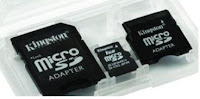 cell phone SD card