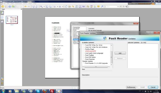 how to reduce size of pdf using foxit reader