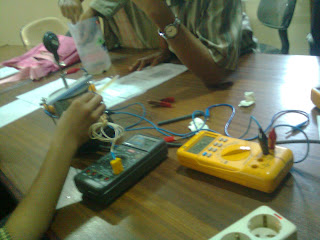 Praktikum fisika sistem sensor