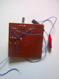 rangkaian lampu otomatis