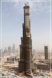 Burj Dubai, 110 Floors, Floors, 110, One Hundrde, Ten