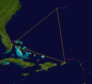 Dunia Maya, Segitiga Bermuda