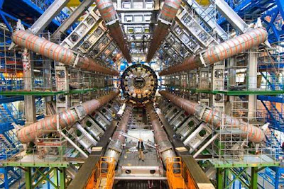 Large Hadron Collider Panel