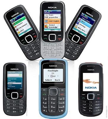 Jajaran Ponsel Nokia Terbaru