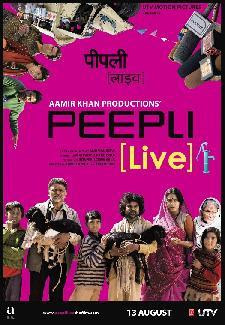 Peepli Live Movie