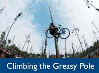 Climbing the Greasy Pole