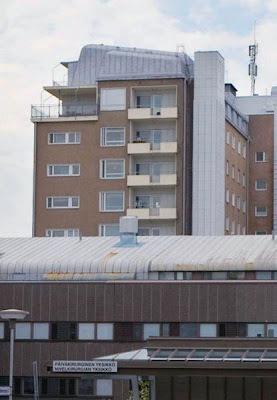 Kuopion Puijonlaaksossa