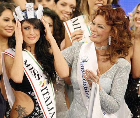 Francesca Testasecca, Miss Italy 2010