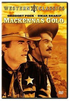 Mackenna Gold Movie