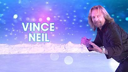 Vince Neil, motley crue, bethenny frankel, sean young, skating with the stars, skating with the stars cast