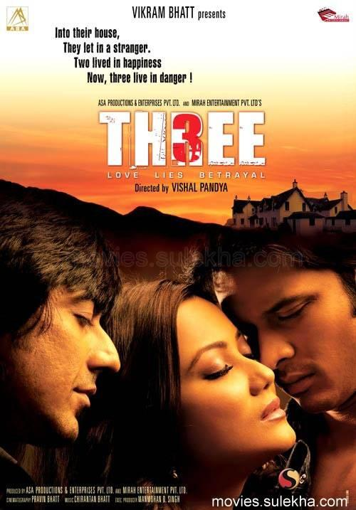 Three – Love, Lies and Betrayal Movie, Hindi Movie, Tamil Movie, Bollywood Movie, Kerala Movie, Telugu Movie, Punjabi Movie, Free Watching Online Movie, Free Movie Download