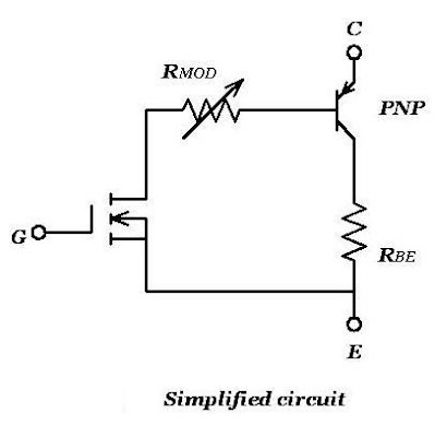 Operating Principle of IGBT