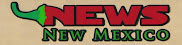 Click the News New Mexico Logo BELOW. NewsNM programming via the audio stream plays continuously.