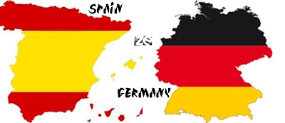 Spain,German
