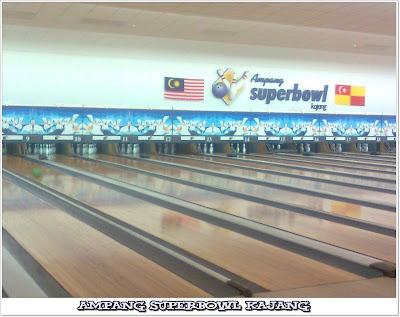 ampang bowl kajang metro point