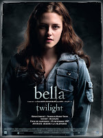 Affiche Twilight France Bella