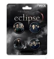 Badges Twilight Eclipse