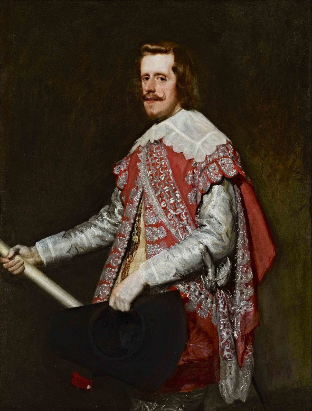 Fraga Spain  City new picture : TESPIS MAGAZINE: El Retrato de Felipe IV de VELAZQUEZ. Frick ...