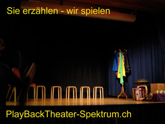 PlayBackTheater Spektrum.ch