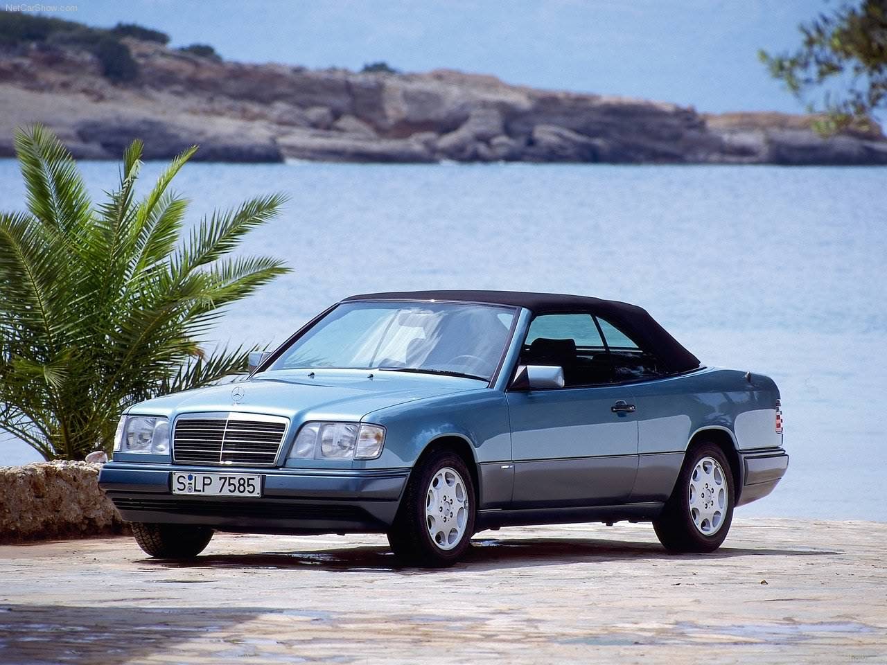 Mercedes benz 1991 mercedes benz e class cabriolet for 1991 mercedes benz