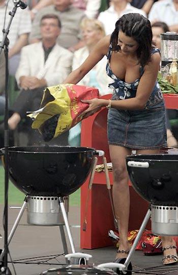Grillschweine: Frauen am Grill?!