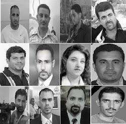 The Iraqi  journalists who killed in 2009