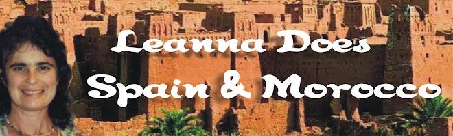 Leanna Does Spain & Morocco