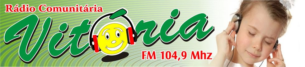 Rádio Vitória FM 104,9Mhz - Marcelino Vieira-RN
