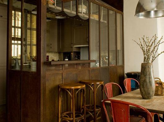 Interioare rustice jurnal de design interior - Rustika decoracion ...