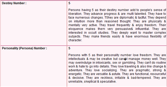 Numerology personality number 5 picture 4