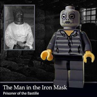 O Homem da Masca De Ferro