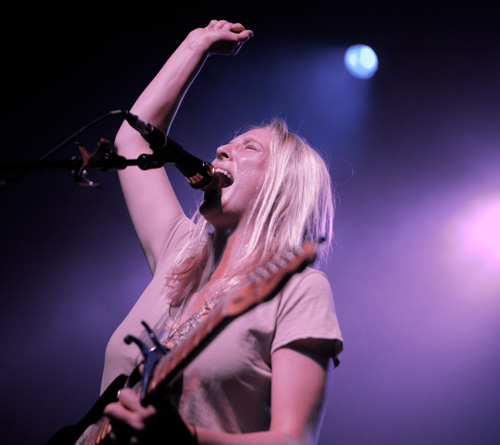 Wedding Bells Lissie: LISSIE At The Music Box In Hollywood (Show Review