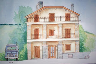 original italian painting