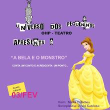 """CONTO """"A BELA E O MONSTRO"""""""