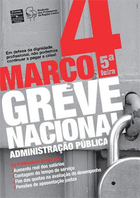 A greve de 4 de Março