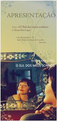 O sul dos meus sonhos Teresa Rita Lopes