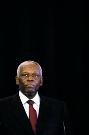 Eduardo dos Santos Angola