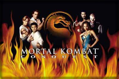 [FS] Mortal Kombat Conquest Saison 1[01 à 22/22] [DVDRiP-FR]