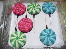 Lollipop - sebatang = RM1.50